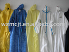 exposure suit,SMS isolation gown, protective gown