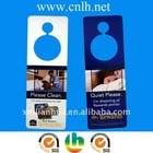 Do Not Disturb Hotel Door Hangers