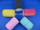 oeko tex 100 elastic cloth rope