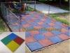 rubber elastic mat