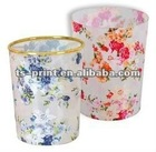 heat transfer color film for trash can