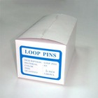 plastic loop pin