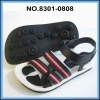 high fashion and high quality flat sandals