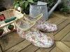 rain boots/pvc rain boots/rain boot/