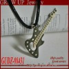 2012 wholesale trendy guitar men pendant