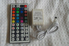 IR 44key RGB remote led controller