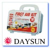 Car first aid kit for 10 persons