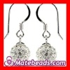 Wholesale Fashion Shamballa Earrings