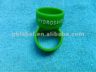 cheap custom imprited silicone thumb ring