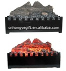 High Quality Decorative Polyresin Electric Fireplaces