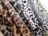 hotsale pvc leopard print export leather for bags,shoes,cloth