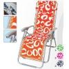 Folding chaise longue