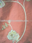 Yarn-dyed embroidery silk fabric 131