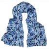 2012 Ladies' Spring printed Imitate Skull scarf silk scarf