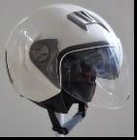 MOTORCYCLE HELMET HF-221 DOT