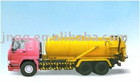 HOWO 6x4 Sewage Suction Truck