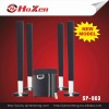 5.1 HOME THEATER with classcial design model sp-903