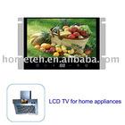 Cooker hood LCD TV