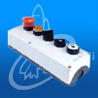 LAY 5 holes push button control box