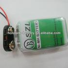 battery button for 9V Nimh battery