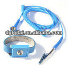 Anti-static/esd metal wrist strap