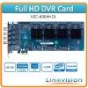 The first Full HD 1080P DVR Card - VEC-6004HDI