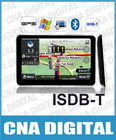 "Gps 5inch Tv Dig Isdb-t Bluetooth GPS Multilaser, 4GB LCD 5"", 235 Cidades Navigation, Touch Screen, TV Digital"