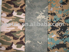 100%cotton camouflage fabric for military uniform