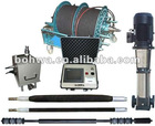 digital borehole water pressure lugeon test equipment