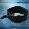 Marine coaxial cupronickel heat exchanger