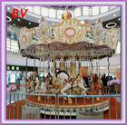 Indoor Amusement Rides Kids Carousel for Sale