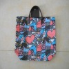 Factory outlet foldable shopping bag