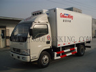 Dongfeng refrigeration truck bodies