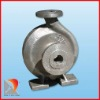 Duplex stainless steel casting/pump body