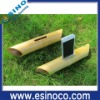 portable mini bamboo speaker