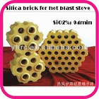 Top quality Silica brick for glass furnace/coke oven/hot stove
