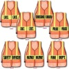 Reflective Emergency Vest