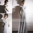 Coniefox Appliqued A-line Elegant Prom Wear 80938