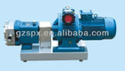 stainless steel rotary lobe pump threelobe pump solo pump
