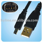 USB Cable for Konica Minolta DiMAGE S304 S404 S414