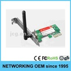 150Mbps N PCI-E wireless adapter