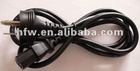Hot sell ac power cord for tv