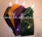 800ML Good selling plastic folding water bottle
