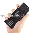 Mini Wireless Keyboard with Touchpad
