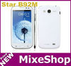Star B92M NEW VERSION MTK6577 Dual Core 1G RAM 4.7 Inch 1280*720 Pixels 12MP SmartPhone
