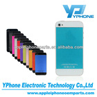 New Style For iPhone 4 Color Glass Imitate For iphone 5