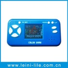 Electronic handheld game player