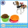 foldable dog water bowl dog bowl stand