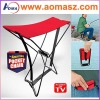 Amazing small Folding Pocket Chair with carry bag As Seen On Tv