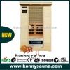 KL-2SP blinds infrared sauna